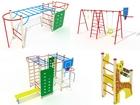 Уникальное изображение Другие спортивные товары Детские спортивные комплексы для улицы 39000228 в Новосибирске