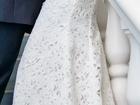 Просмотреть изображение  Силуэтное кружевное платье 54872225 в Новосибирске