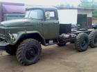 Скачать фотографию  Грузовой ЗИЛ-131, Фургон/Шасси 68416063 в Новосибирске