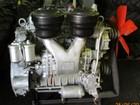 Просмотреть foto  Двигатель ЯАЗ 204 и насос-форсунки 69359804 в Новосибирске