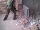 Свежее фото  Демонтаж перегородок уборка мусора 69361710 в Новосибирске