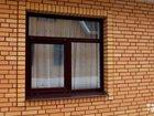 Пластиковые окна Кашированные