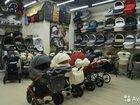 Детские колясочки, б/у и новые