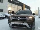 Renault Duster 2.0AT, 2015, 100000км