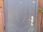Входная дверь (Китай, Россия), есть утепленные
