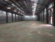 Сдам в аренду неотапливаемое складское помещение площадью 500 кв, м, №А1746 Неот