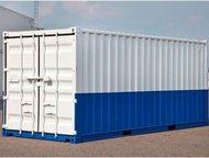 Контейнер 20 футов Контейнер 20 футов используют в качестве склада или для жд пе