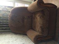 Продам угловой диван с креслом Раскладной диван с креслом, угловой