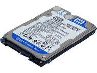 Жесткий диск для ноутбука 320GB Western Digital WD3200BPVT 2. 5  Объем  320 Гб