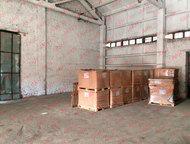 Сдам в аренду неотапливаемое складское помещение площадью 750 кв, м, №А2935 Капи
