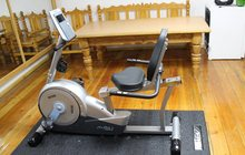 Продам велотренажер oxygen fitness shuttle 2