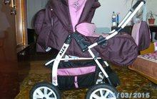 коляска детская- трансформер (зима-лето)