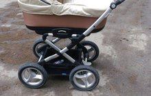 Продам детскую универсальную коляску 2 в 1 geoby c800