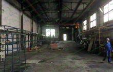 Сдам в аренду неотапливаемое складское здание площадью 600 кв, м, №А1452