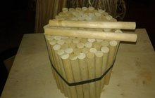 Шкант (нагель)деревянный берёзовый для бруса