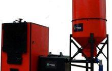 Котел водогрейный кв-гс - 100 кВт
