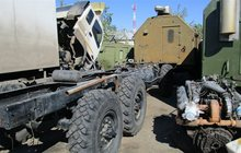 Запчасти на грузовой автомобиль Зил-131