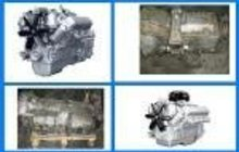 Двигатели Камаз 740, 10, ЯМЗ-236, ЯМЗ-238, КПП с хранения