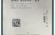 Продам процессор AMD Athlon X4 740