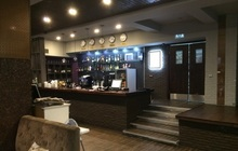 Гриль-бар рядом с гостиницей Новосибирск