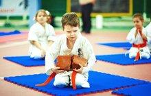 Набор в группу по киокусинкай каратэ с 4х лет