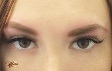 Перманентный макияж(татуаж) бровей