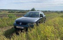 Volkswagen Passat 2.8МТ, 1999, седан