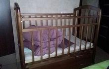 Кроватка трансформер маятник