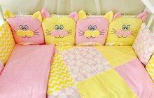 Продам комплект для детской кроватки