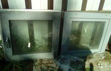 Окна двох камерные разных размеров 16шт