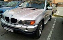 BMW X5 4.4AT, 2003, внедорожник