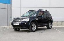 Land Rover Freelander 2.2AT, 2011, внедорожник