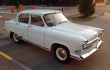 ГАЗ 21 Волга 2.4МТ, 1969, седан