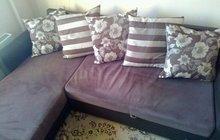 Угловой диван для студии