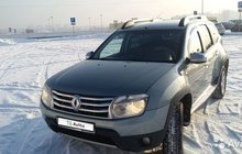 Renault Duster 2.0 AT, 2012, 100 000 км