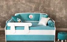 Детская кровать\тахта Медальон, Тиффани
