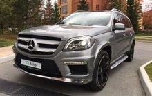 Mercedes-Benz GL-класс 3.0AT, 2014, 51020км
