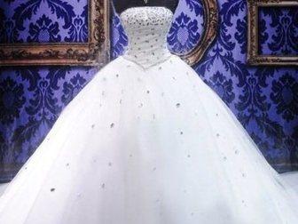 Скачать бесплатно фотографию  Продается шикарное свадебное платье 32512664 в Новосибирске