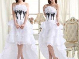 Смотреть изображение  новое шикарное платье 32543224 в Новосибирске