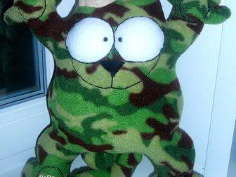 Скачать foto  Кот Саймонамягкая игрушка 32649134 в Новосибирске