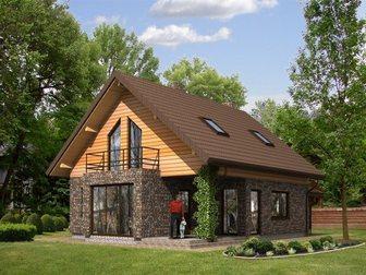 Увидеть foto Строительные материалы Дом из сип панелей Green Board за миллион - реально, быстро и качественно 32696829 в Новосибирске
