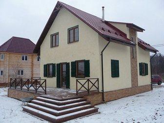 Скачать изображение Строительные материалы Дом из сип панелей Green Board за миллион - реально, быстро и качественно 32696829 в Новосибирске