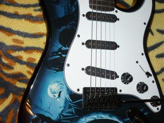 Новое изображение Музыка, пение продам новую электрогитару с усилителем 32803219 в Новосибирске