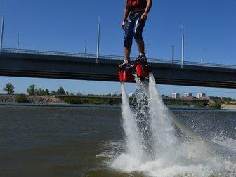 Смотреть фото  Полет на флайборде, 32979445 в Новосибирске