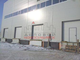 Скачать foto  Сдам склад 1500 кв, м * 320 руб, /кв, м 33083297 в Новосибирске