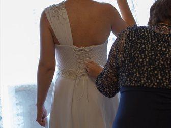 Уникальное foto Свадебные платья Свадебное платье и перчатки 33151903 в Новосибирске