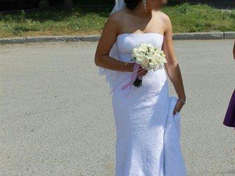 Свежее foto Свадебные платья Продам свадебное платье 33182736 в Новосибирске