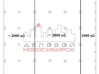 Просмотреть foto Коммерческая недвижимость Сдача в аренду складского помещения 5000 кв, м  33235878 в Новосибирске