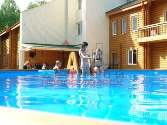 Новое foto Коммерческая недвижимость Продажа готового бизнеса - база отдыха 1260 кв, м 33295779 в Новосибирске