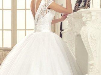 Скачать бесплатно фотографию Свадебные платья Красивое свадебное платье 33594285 в Новосибирске